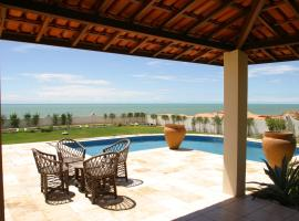 Aqua Villa by Garvetur, hotel with pools in Beberibe