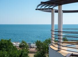 Богородск Олимпийский пляж Сочи, отель в Адлере