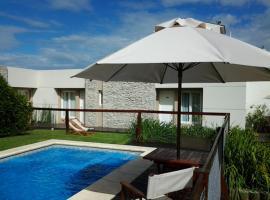 Villa Nuccia Hotel Boutique, отель в городе Мар-дель-Плата