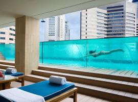 Ascott Raffles Place Singapore (SG Clean, Staycation Approved)، فندق في سنغافورة