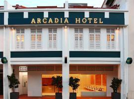 Arcadia Hotel (SG Clean), hotel in Singapore