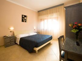 Villa Hotel Del Sole, hotell i Chiusi