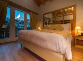 Hotel Albatros, hôtel à Zermatt