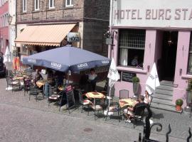 Hotel-Café-Burg Stahleck, hotel near Kandrich mountain, Bacharach