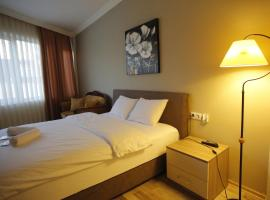 Puffin Suites, δωμάτιο σε οικογενειακή κατοικία στην Κωνσταντινούπολη