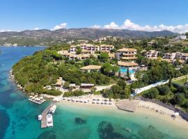 Domotel Agios Nikolaos Suites Resort, hotel in Syvota