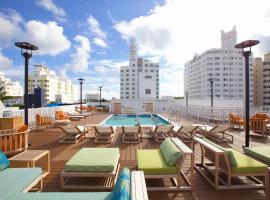 The Claremont Hotel, hotel near Miami Beach Convention Center, Miami Beach