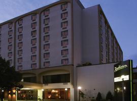Radisson Hotel Bismarck, hotel in Bismarck