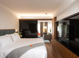 Fraser Suites Geneva - Serviced Apartments, hotel near St. Pierre Cathedral, Geneva