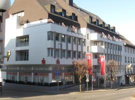Hotel Garni Central, homestay in Triberg