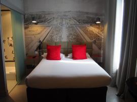 Porte de Versailles Hotel, hotel near Michel-Ange Molitor Metro Station, Paris