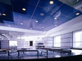 Sky Spa Yokohama, hotel with jacuzzis in Yokohama