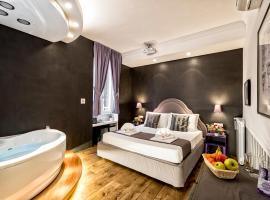 Magenta Luxury Sant'Anna, hotel in Rome