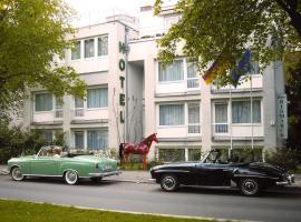 Hotel Haus Bismarck, B&B i Berlin