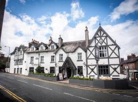 De Trafford By Greene King Inns, hotel near Quarry Bank Mill and Styal Estate, Alderley Edge