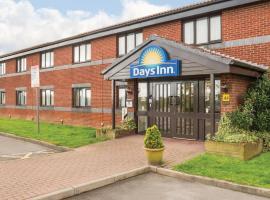 Days Inn Hotel Sheffield South, hotel near Worksop Golf Club, Harthill