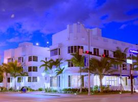 Hampton Inn Miami Beach, hôtel à Miami Beach (South Beach)