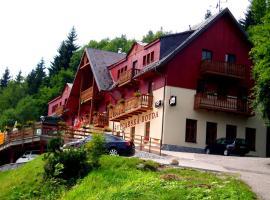Svycarska Bouda, hotel in Špindlerův Mlýn