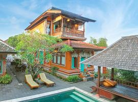 Sunhouse Guesthouse, hotel near Mertasari Beach, Sanur