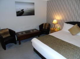 Jeffersons Hotel & Apartments, serviced apartment in Barrow in Furness