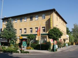Hotel-Pension Leiner, hotel in Neusiedl am See
