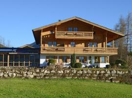 Haus Panorama, Ferienwohnung in Reit im Winkl