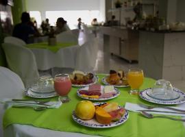 Pousada Verdes Mares, family hotel in Maragogi