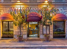 Hotel Morgana, hotel en Esquilino, Roma