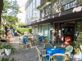 Hotel Mirage, отель в Беллария-Иджеа-Марина