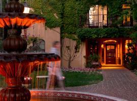 Vintners Resort, hotel in Santa Rosa