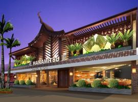 Hanamitsu Hotel & Spa, hotel in Garapan