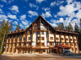 Apartments Malina, serviced apartment in Pamporovo