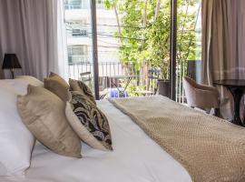 Nuit Hotel, hotel cerca de Shopping Paseo Aldrey, Mar del Plata