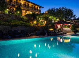 Chiflika Family Hotel, hotel in Asenovgrad