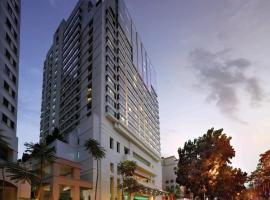 G Hotel Gurney, hotel near Penang Hill, George Town