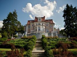 Rezidence Liběchov, hotel v Liběchově