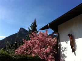 Ferienwohnung Ammerzonas, Ferienwohnung in Oberammergau
