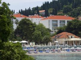 Dvori Lapad, hotel near Lapad Bay, Dubrovnik