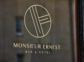 Hotel Monsieur Ernest, family hotel in Bruges