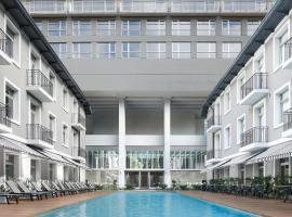 CH Madero Urbano Suites, отель в городе Буэнос-Айрес