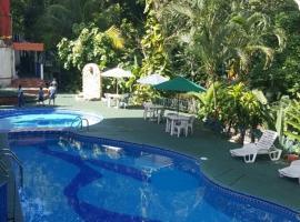 Hotel Quinta Avenida, hotel en Palenque