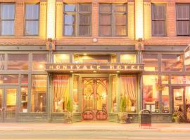 Montvale Hotel, hotel near Spokane International Airport - GEG, Spokane