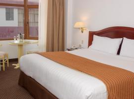Hotel Hacienda Puno, accessible hotel in Puno