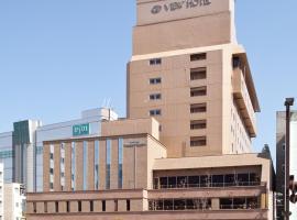 Koriyama View Hotel, hotel in Koriyama