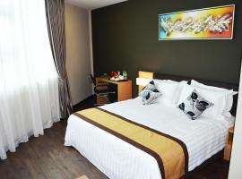 Q Bintang Boutique Hotel, hotel near Sultan Abdul Halim Airport - AOR,