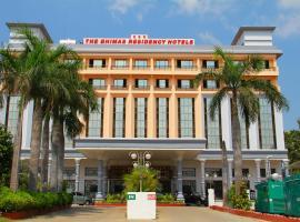 The Bhimas Residency Hotels, hotel in Tirupati