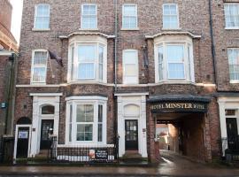 The Minster Hotel, hotel in York