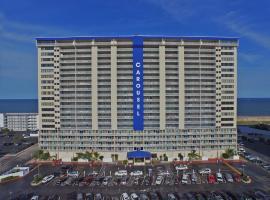 Carousel Resort Hotel and Condominiums, hotel in Ocean City