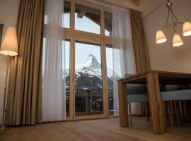 Panorama Ski Lodge, hotel near Findelbahn, Zermatt
