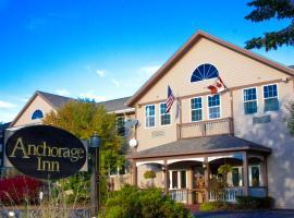 Anchorage Inn Burlington, hotel near Burlington International Airport - BTV,